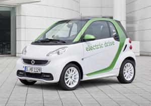 Smart Fortwo ED, se presenta en el Salón de Frankfurt 2011
