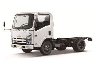 Chevrolet renueva su línea de Buses y Camiones