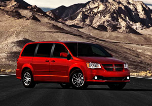 Dodge Grand Caravan RT 2011 debuta en Chicago