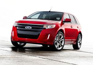 Ford Edge 2011 debuta en el Salón de Chicago 2010