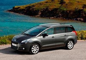 5008: lo nuevo de Peugeot para la familia