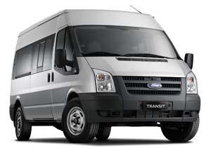 Nueva Ford Transit: tecnología, seguridad y confort