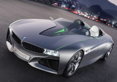 BMW Vision ConnectedDrive: Conectividad total