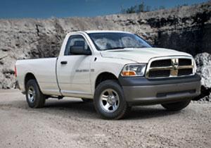 Ram 1500 Tradesman 2011 se presenta en el Salón de Chicago