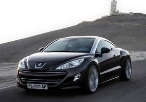 """Peugeot RCZ: Un """"fuera de serie"""" elegido el más bonito"""