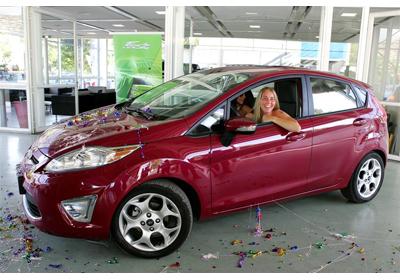 Ford Chile: Campaña Fiesta en Chile tiene ganador