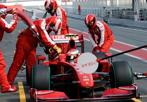 Shell incorpora nuevos biocombustibles para Ferrari F1.