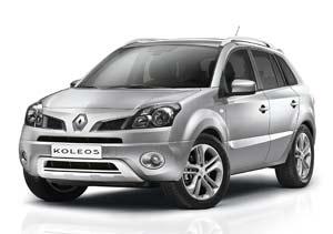 Nuevo Renault Koleos 2010: Nuevas versiones con mayor equipamiento
