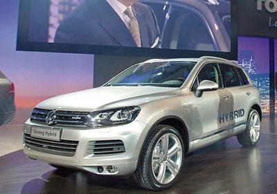 Volkswagen Touareg 2011: Imágenes reales exclusivas
