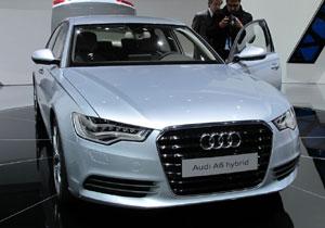 Audi A6 Hybrid se presenta en el Salón de Detroit