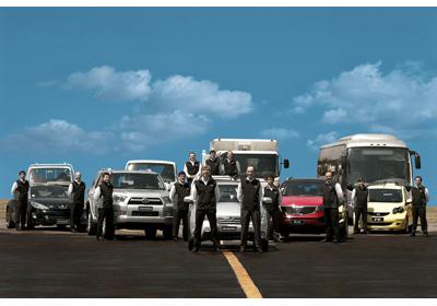 Indumotora One: Nace nueva cadena de retail automotriz