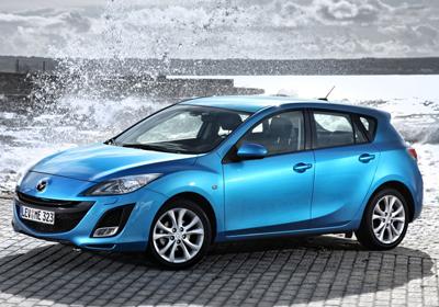 Nuevo Mazda3: Uno de los más premiados de 2010