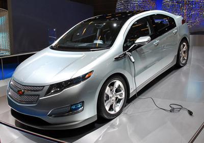 Chevrolet Volt: Auto del año de Norteamérica