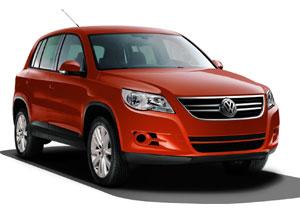 Volkswagen Tiguan edición especial Red Rock
