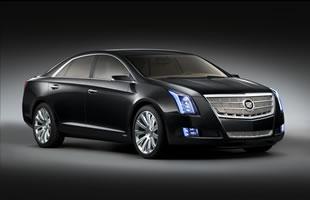 Cadillac XTS Platinum Concept en Detroit 2010