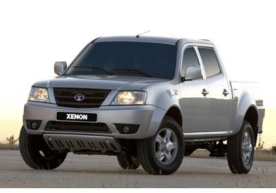 Tata Xenon: Camioneta ya está en Chile