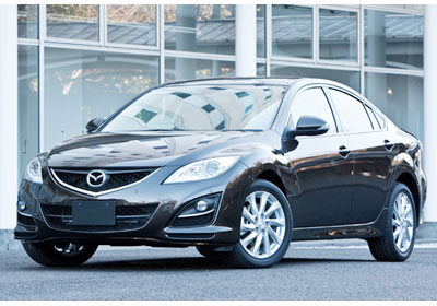 Mazda 6 2011: Primeras imágenes