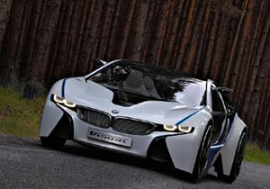 El BMW Vision Efficient Dynamics Concept estará presente en Misión Imposible 4
