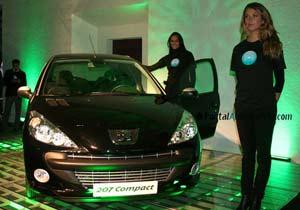 """Peugeot 207 Compact WiFi: un """"chiche"""" con todos los """"chiches"""""""