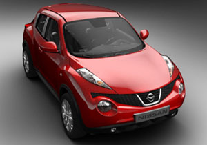 Nissan Juke 2011 obtiene el Top Safety Pick por parte de la IIHS