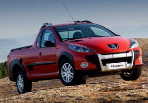 Peugeot Hoggar: la nueva pick-up del León