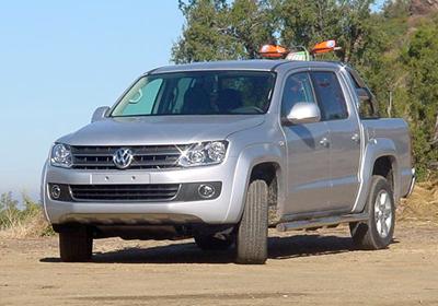 Volkswagen Amarok: Estreno oficial en Chile