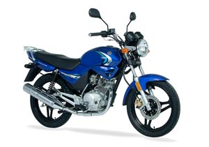 Nueva Yamaha YBR125 ED de producción nacional