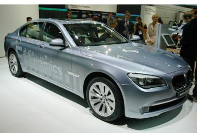 BMW en el 11° Salón Internacional del Automóvil de Santiago