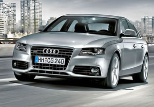 Audi supera en ventas a Mercedes Benz por primera vez en la historia