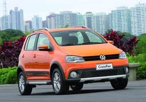Nuevo VW CrossFox: se renueva para seguir siendo exitoso
