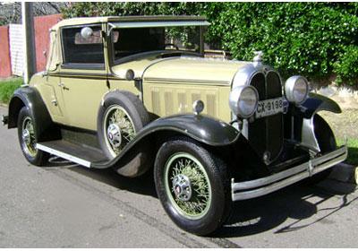 Movicenter: Gran reunión de autos clásicos