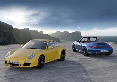 Porsche 911 Carrera 4 GTS 2012: Ultra potencia