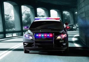 Ford Police Interceptor 2012, la patrulla del futuro