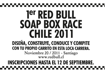 1era Red Bull Soapbox Race