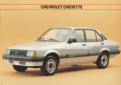 Chevrolet Chevette DL