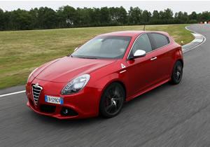 Alfa Romeo Giulietta Quadrifoglio Verde 2012, primer contacto desde Italia