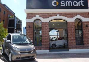 """Éxito de ventas del """"city car"""" smart"""