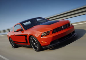 Ford Mustang Boss 302 2012, ¡con 440hp!