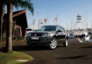 Nueva Suzuki Grand Vitara JIII: rediseño y mejores prestaciones