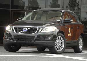 Volvo City Safety: frena por vos