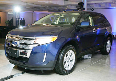 Nuevo Ford Edge 2011: Ingresa al mercado chileno