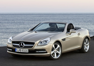 Mercedes-Benz SLK 2011: Sueño de verano