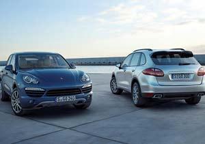 Porsche Cayenne V6: para seguir creciendo
