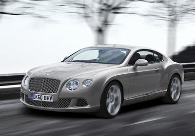 Bentley Continental GT 2011: Señores, esto es lujo