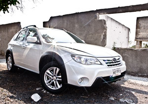 Subaru Impreza XV 2011 a prueba