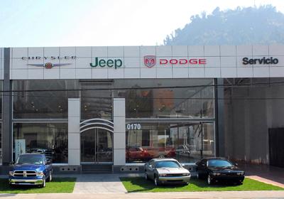 Siglo XXI: Nuevo Distribuidor Chrysler