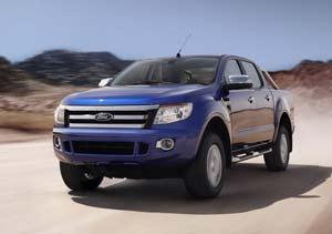 Ford Ranger 2011: Nueva generación