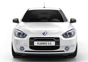 Renault Fluence Z.E.: bien ecológico