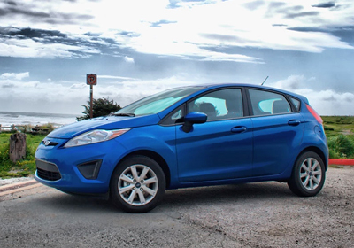 Ford Chile: Casting on-line para ganarse un Ford Fiesta
