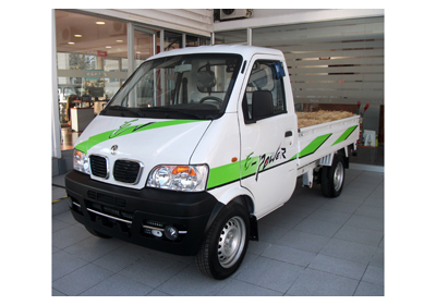 DFM Truck Electric:  Disponible en Chile el 2011